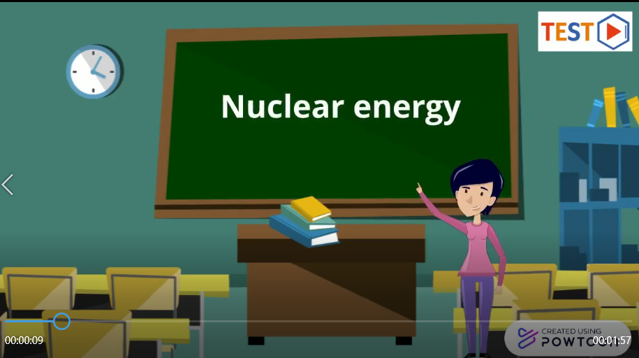 """Screenshot of the video """"Nuclear Energy"""""""